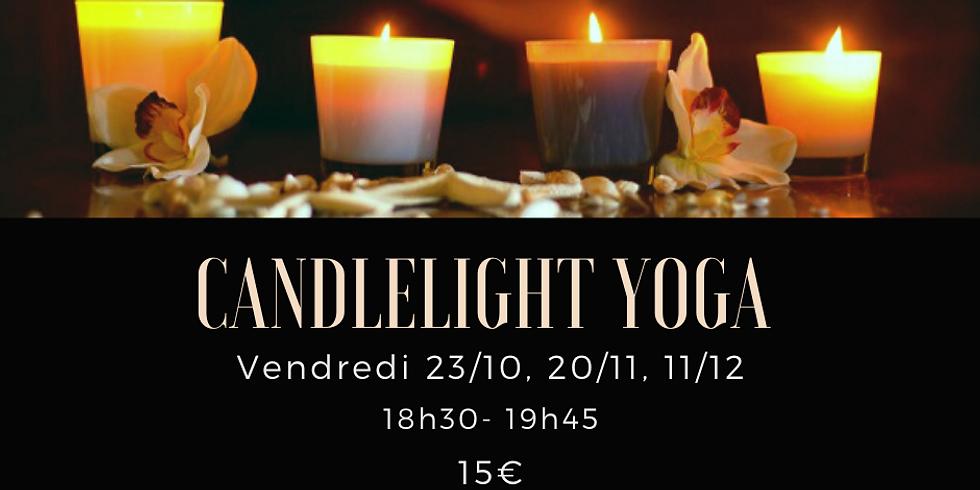 Candlelight Yoga @home