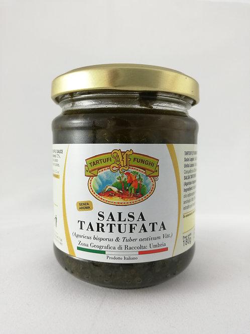 Sauce champignons et truffe (sans arômes) 180g