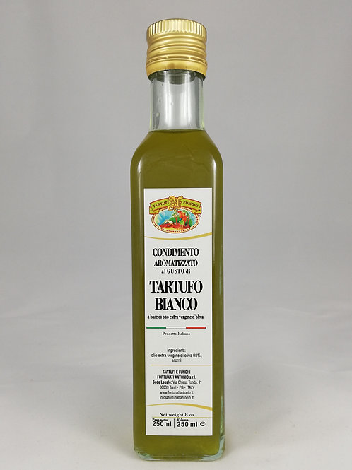 Huile d'olive extra vierge aromatisée à la truffe blanche 250ml