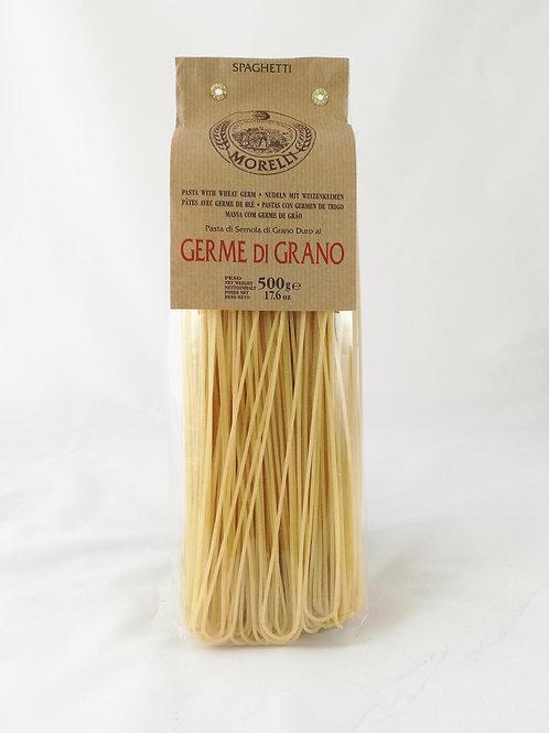 Spaghetti au Germe de Blè
