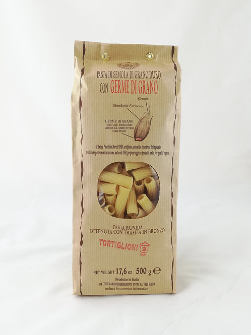 Tortiglioni au Germe de Blé