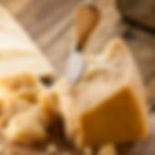 Goutez le fameux Parmesan italien