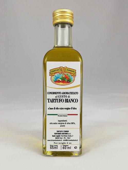 Huile d'olive extra vierge aromatisée à la truffe blanche 55ml