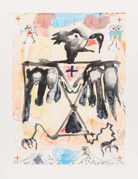 Pueblo Hawk