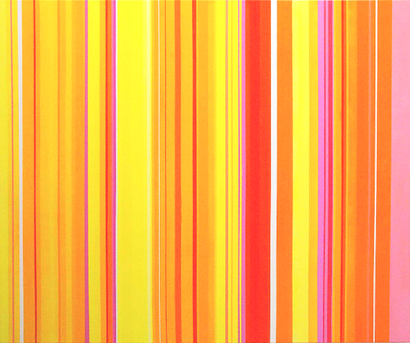untitled yellow stripes