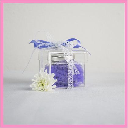 "Transparent Plexi Box ""Romantica"" Line"