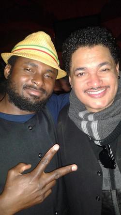 With No.1 Haitian Legend - Alan Cave