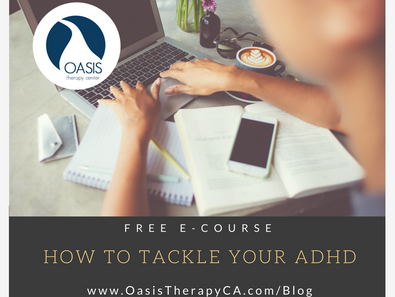 New, FREE ADHD e-course