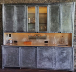 Custom Contemporary Cabinets