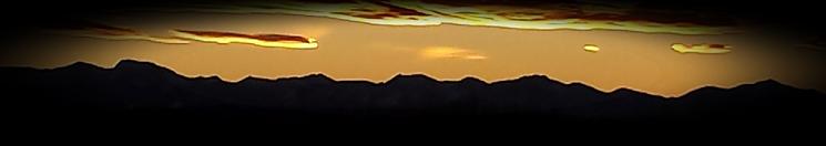 Bridger Mountains Sunrise