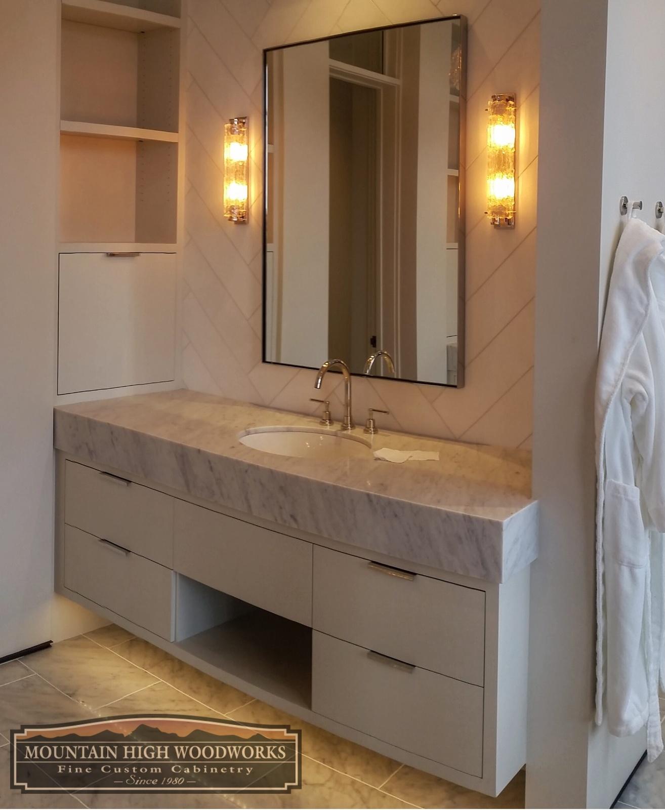 Custom Contemporary Cabinetry