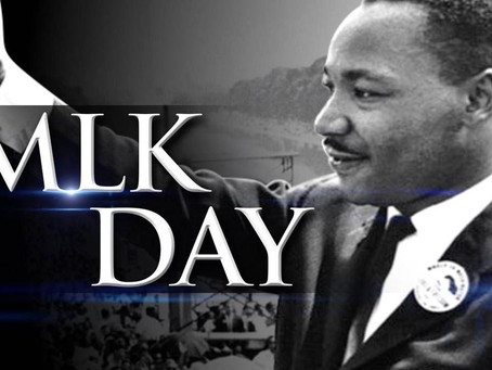 Martin Luther King Day (Freedom To Famine)