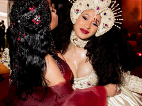 Every Queen Deserves a Crown 👑 (Nicki Minaj & Cardi B)