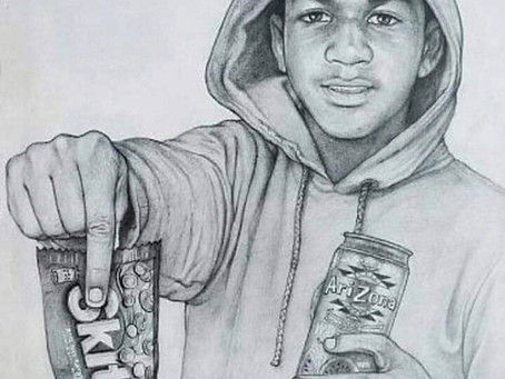 """""""Rest In POWER"""" Trayvon Martin 🙏🏾                  Are you guys tuned into """"REST"""