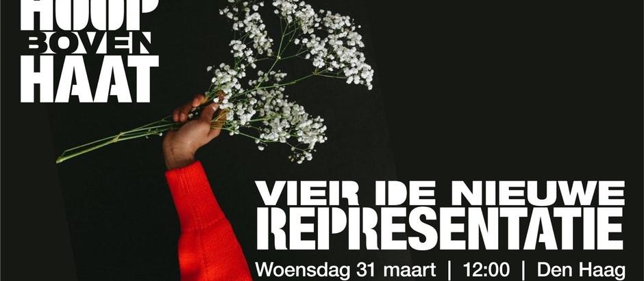 #HoopBovenHaat in Den Haag