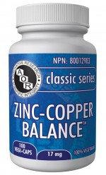 Zinc - Copper Balance