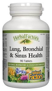 Lungs, Bronchial and Sinus Health
