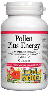 Pollen Plus Energy