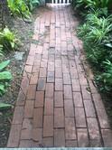 Brick Pathway Repair