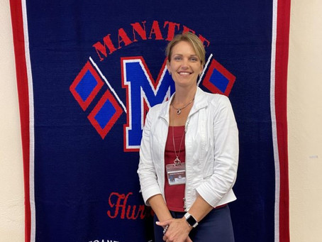 A new eye on the hurricane: Welcoming Principal Scarbrough