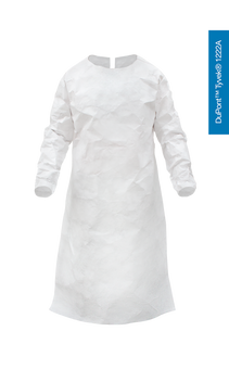 N7G3 Isolation gown made with DuPont™Tyvek® 1222A