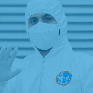 More than ever, we understand the urgency of protecting those who care for our health with DuPont™ Tyvek®