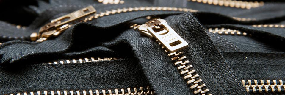FR Zippers