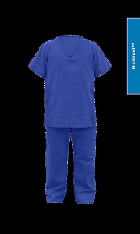 N7Y2 Pijama Quirúrgica con Bolsas