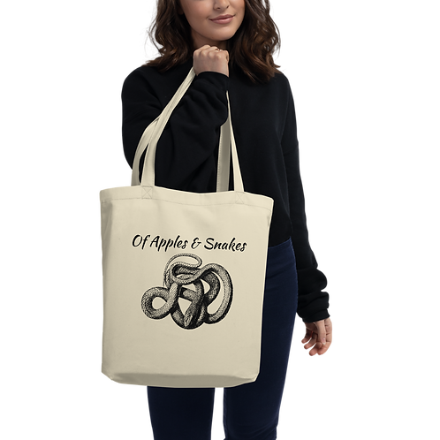 Of Apples & Snakes Tote Bag