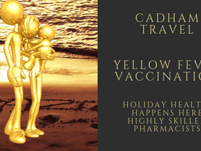 Award Winning Care Cadham Pharmacy Glenrothes Fife Travel Clinic  Vaccinations EASY BOOKING