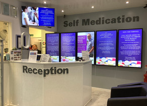 Cadham Pharmacy Health Centre Welcome to the Future of Pharmacy