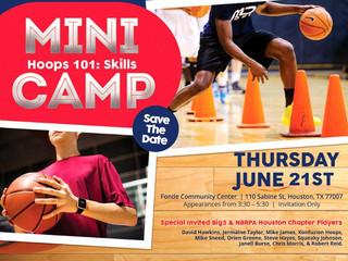 Kids For Hoops Mini Camp