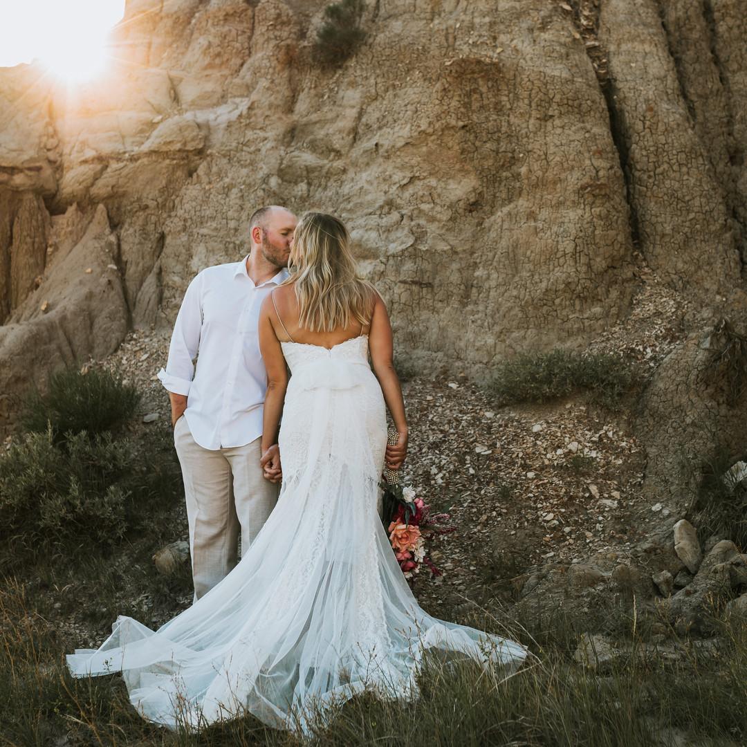 Medora ND Wedding Photographer