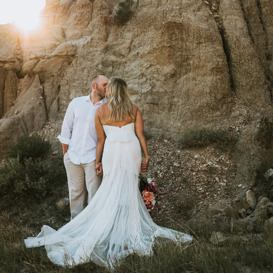 Medora ND Wedding Photographer