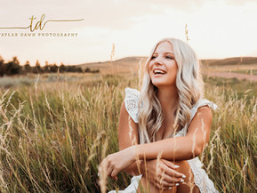 10 Things you need during your Senior Session!