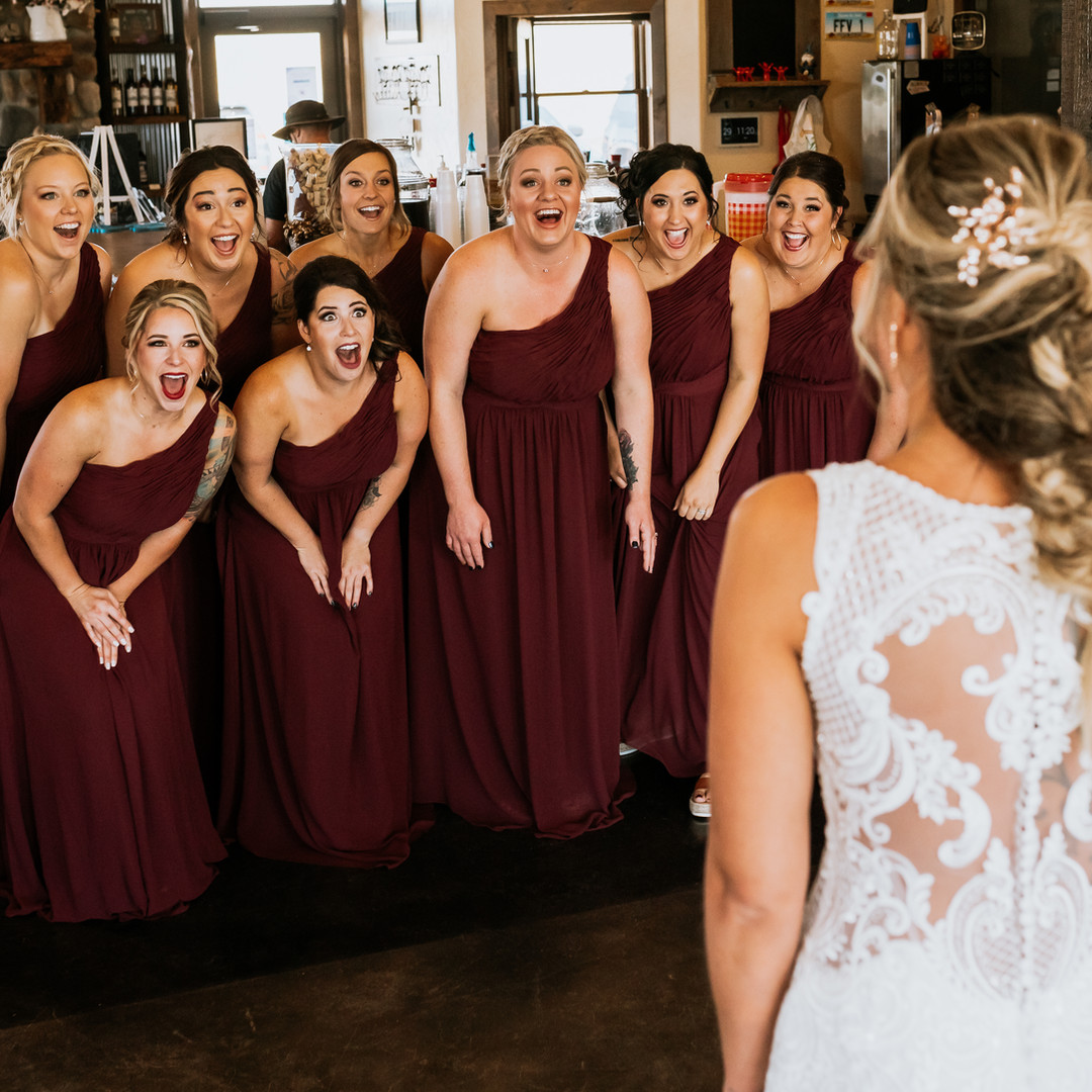 North Dakota Wedding Photographer
