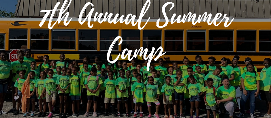 What's UP with 2021 Summer camp and tutoring program?