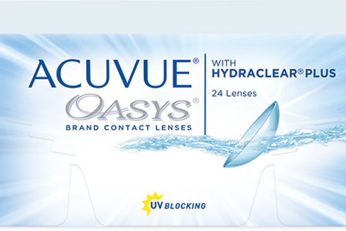 ACUVUE OASYS® 24-pack
