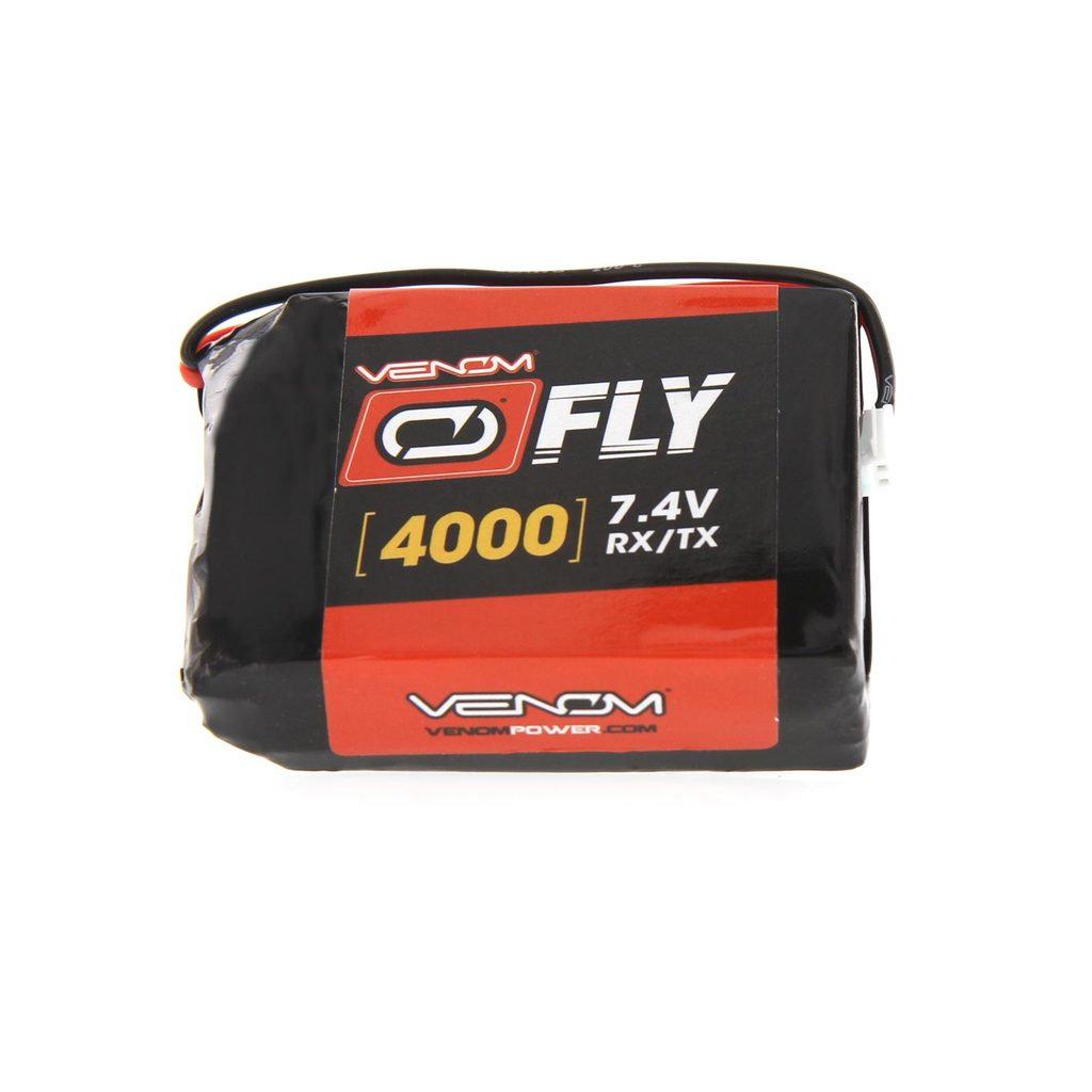 Spektrum DX9/DX7S/DX8/DX6 Gen 2/3 4000mAh 7 4V Transmitter LiPo Battery by  Venom