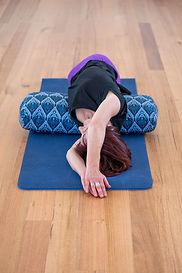 Bronwen Mander yoga teacher