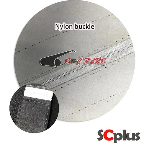 Jonit Double-side White Felt Belt Thickness 2.5mm