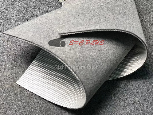 Single-side Grey Felt Belting Thickness 1.6mm