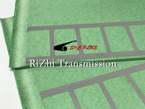 Skiving splice-Double-side Green Felt Belt Thickness 4.0mm