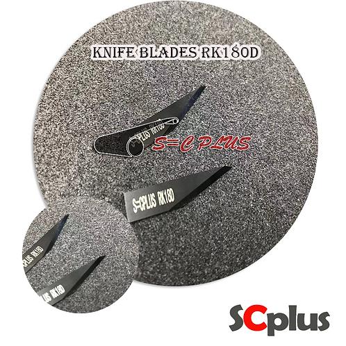 Sharp Knife Blades S=CPLUS RK180D