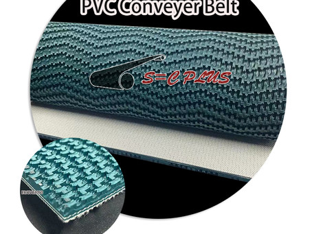 Grass Pattern PVC Conveyor Belt