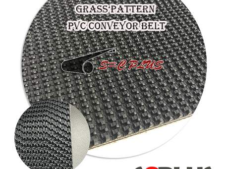Grass Pattern Conveyor Belt