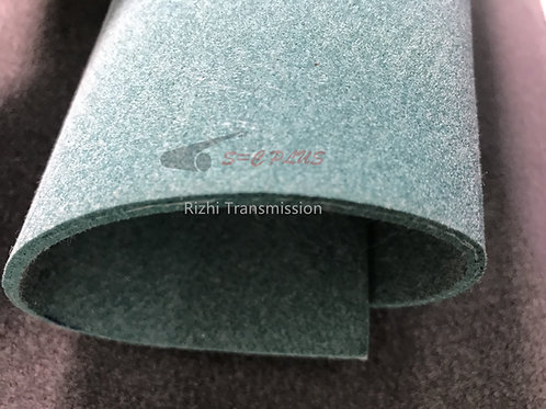 Double-side Green  Felt Belt Thickness 5.5mm