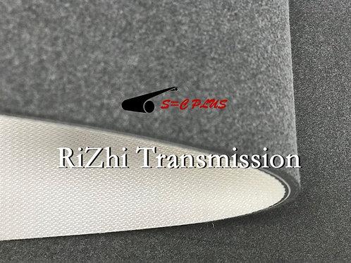 Single-side Grey Felt Belt Thickness 5.0mm
