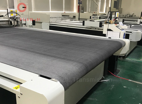How To Extend Life Of Digital Cutting Machine Felt Conveyor Belt