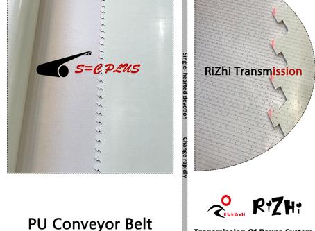 PU conveyer belt (Transparent Mirror Conveyer Belt - Hard PU)